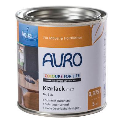 COLOURS FOR LIFE Klarlack matt Nr. 518 CFL Klarlack matt Nr. 518, 0,375 Liter