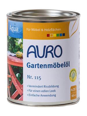 Gartenmöbelöl, Aqua Nr. 115 Gartenmöbelöl, Aqua, Nr. 115, 0,75 Liter